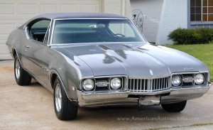 1968Cutlass 300x183 Way Back Wednesday – Oldsmobile Cutlass Supreme
