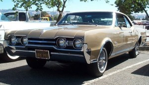 a1967 Oldsmobile Cutlass Supreme 300x172 Way Back Wednesday – Oldsmobile Cutlass Supreme