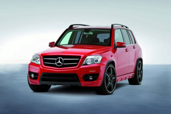 glk3 The 2011 Mercedes Benz GLK Class