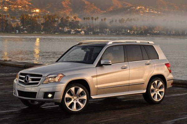glk1 The 2011 Mercedes Benz GLK Class