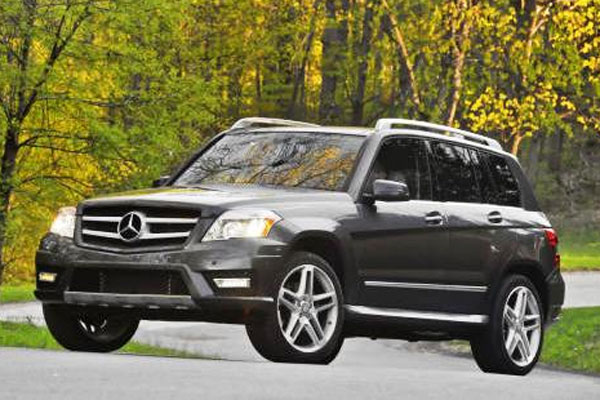 glk4 The 2011 Mercedes Benz GLK Class
