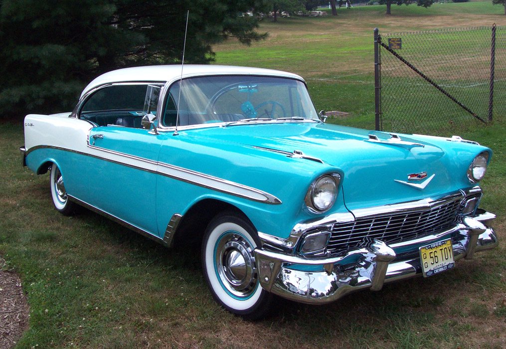 Way Back Wednesday The Chevy Bel Air S Golden Years Car