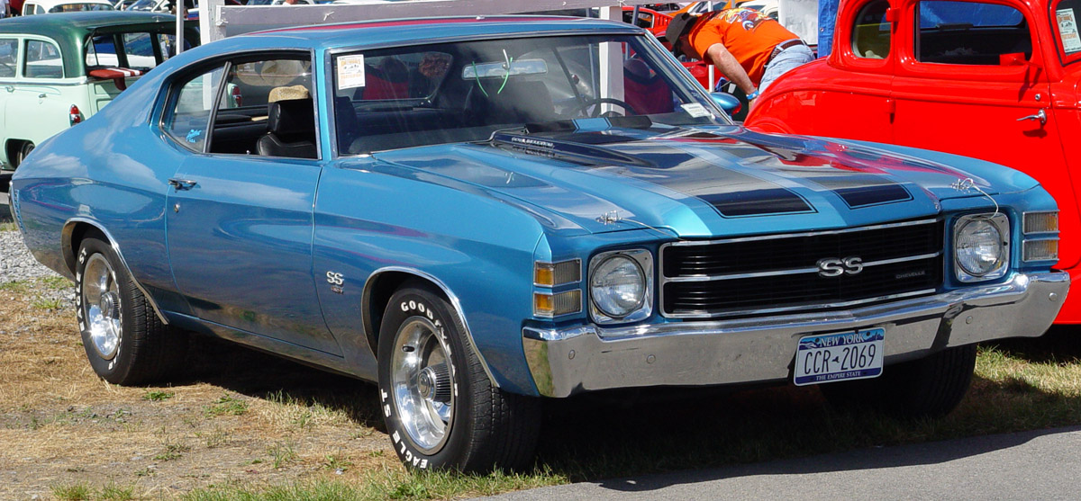 Blue fa syjpg40 Way Back Wednesday: The Raw Muscle That Was The Chevelle