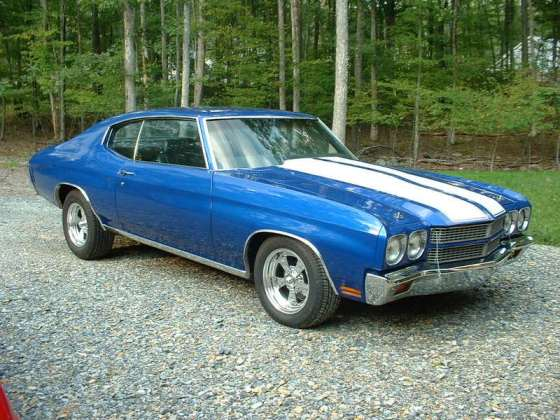 chevelle06jpg74 Way Back Wednesday: The Raw Muscle That Was The Chevelle
