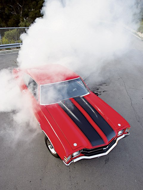 Bburnoutjpg57 Way Back Wednesday: The Raw Muscle That Was The Chevelle