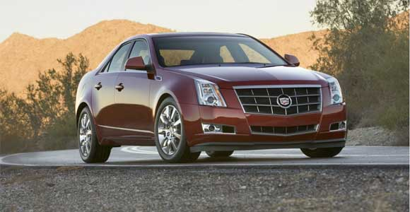 ctsexterior Cadillac CTS Coupe: The 2011 Wonder