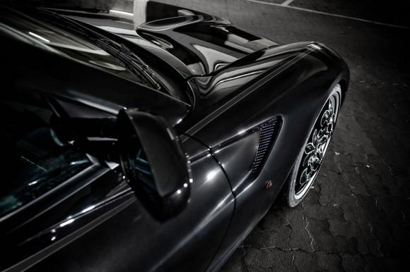 Ferrari 599 GTB Fiorano Comte Noir black exterior Dream Car: Ferrari 599 GTB Fiorano Comte Noir