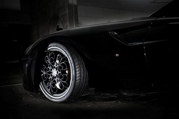 ferrari 599 gtb comte noir Dream Car: Ferrari 599 GTB Fiorano Comte Noir