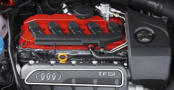rs3engine The 2011 Audi RS3: A Closer Look