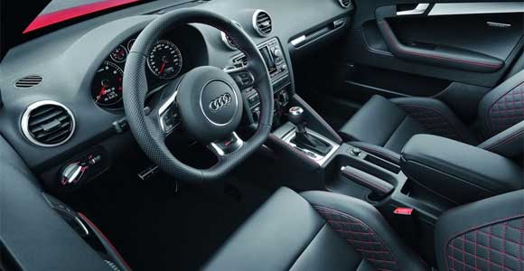 rs3interior The 2011 Audi RS3: A Closer Look