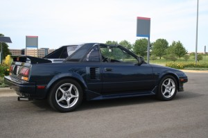 mr2 biz park 300x199 How to Take Good Photographs of Your Vehicle