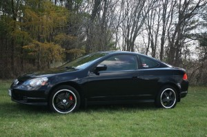 rsx grass 300x199 How to Take Good Photographs of Your Vehicle