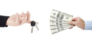 cash for car 300x125 Tips for Getting the Most When Selling Your Car