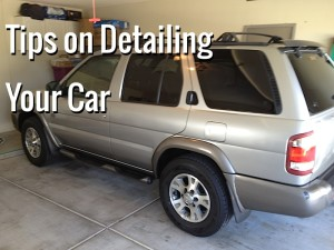 tips on detailing your car 300x225 Tips on Detailing Your Car