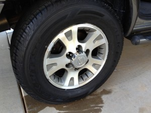 wheel after 300x225 Tips on Detailing Your Car