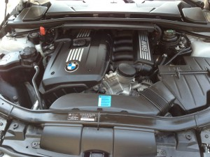 engine after 300x225 How to Clean Your Engine Compartment