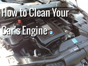 how to clean your cars engine hdr 300x225 How to Clean Your Engine Compartment