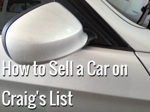 how to sell a car on craigslist hdr 300x225 How to Sell a Car on Craigs List
