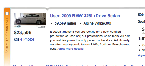 used bmw autotrader What Should I Sell my Car For?