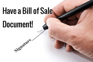 signature document hdr1 300x200 Reasons to Have a Bill of Sale Document When Selling a Car