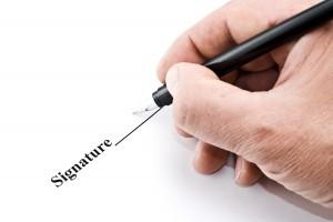 signature-document