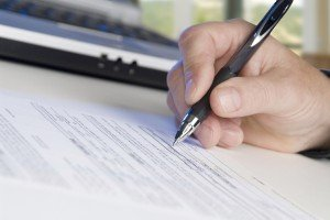 signing document1 300x200 Reasons to Have a Bill of Sale Document When Selling a Car