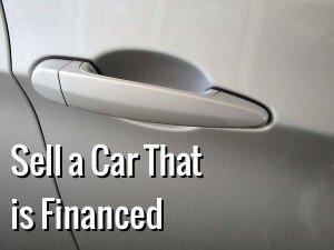 financed car hdr 300x225 How to Sell a Financed Car