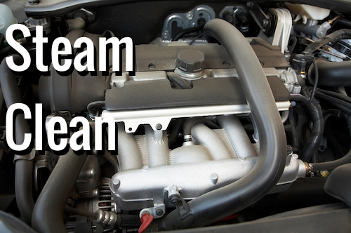 How To Steam Clean A Car S Engine Car Tips