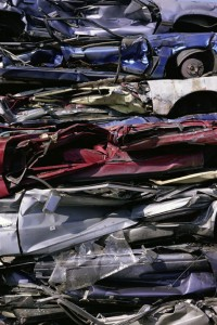 compacted cars 200x300 Where to Sell Your Junk Car for Money