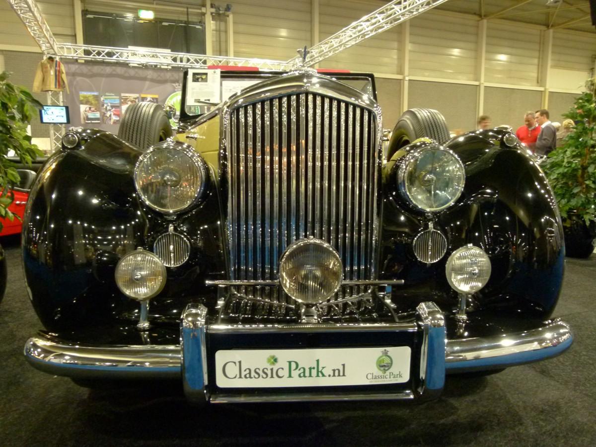 398668Bentley MKVI Drop Head Coupé 4a Way Back Wednesday: The Bentley MK VI