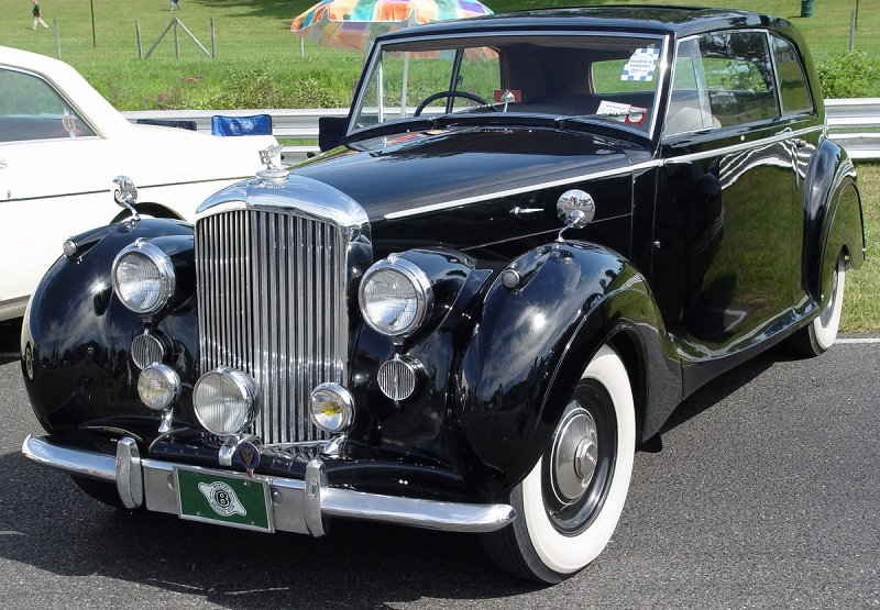 398668bentley2 Way Back Wednesday: The Bentley MK VI