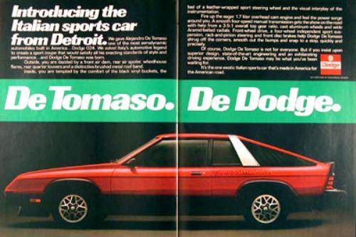 44282180s vintage ads 10 Way Back Wednesday Gallery: Vintage 80s Car Ads