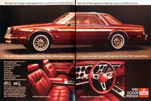 44282180s vintage ads 11 Way Back Wednesday Gallery: Vintage 80s Car Ads