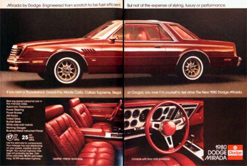44282180s vintage ads 11 Way Back Wednesday Gallery: Vintage 80s Car Ads