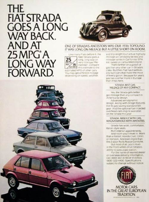 44282180s vintage ads 14 Way Back Wednesday Gallery: Vintage 80s Car Ads