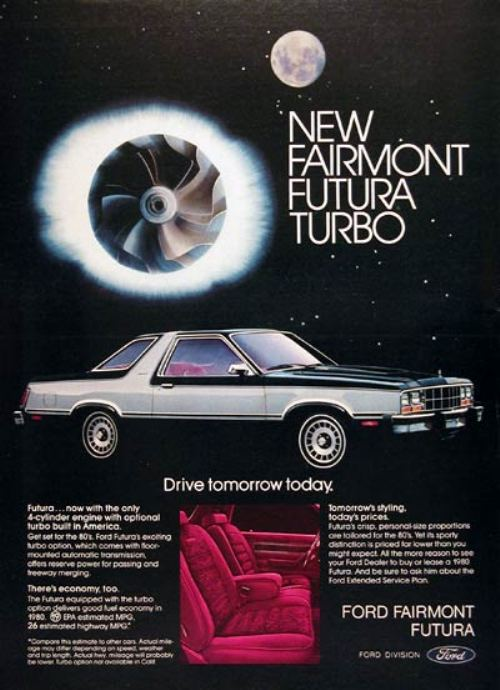 44282180s vintage ads 15 Way Back Wednesday Gallery: Vintage 80s Car Ads