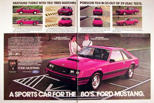 44282180s vintage ads 16 Way Back Wednesday Gallery: Vintage 80s Car Ads