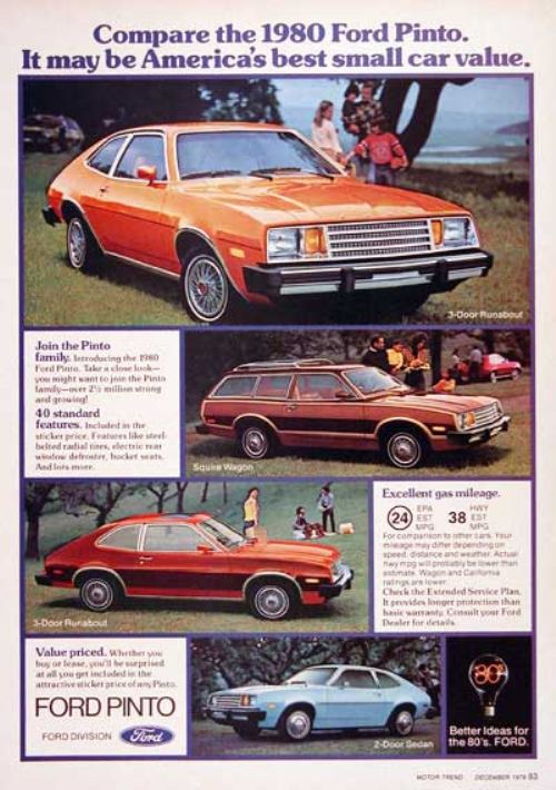44282180s vintage ads 17 Way Back Wednesday Gallery: Vintage 80s Car Ads