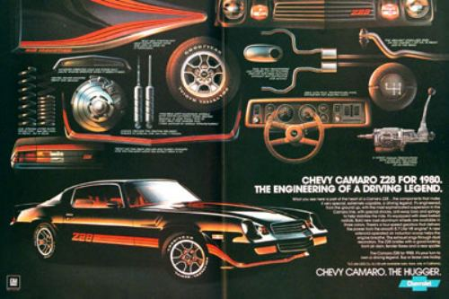 44282180s vintage ads 4 Way Back Wednesday Gallery: Vintage 80s Car Ads