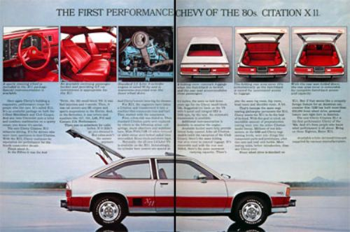 44282180s vintage ads 5 Way Back Wednesday Gallery: Vintage 80s Car Ads