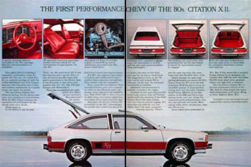 44282180s vintage ads 5 Way Back Wednesday Gallery: Vintage 80s Car Ads