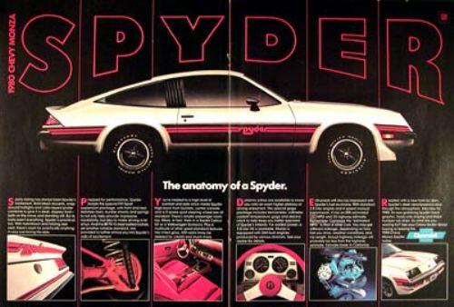 44282180s vintage ads 6 Way Back Wednesday Gallery: Vintage 80s Car Ads