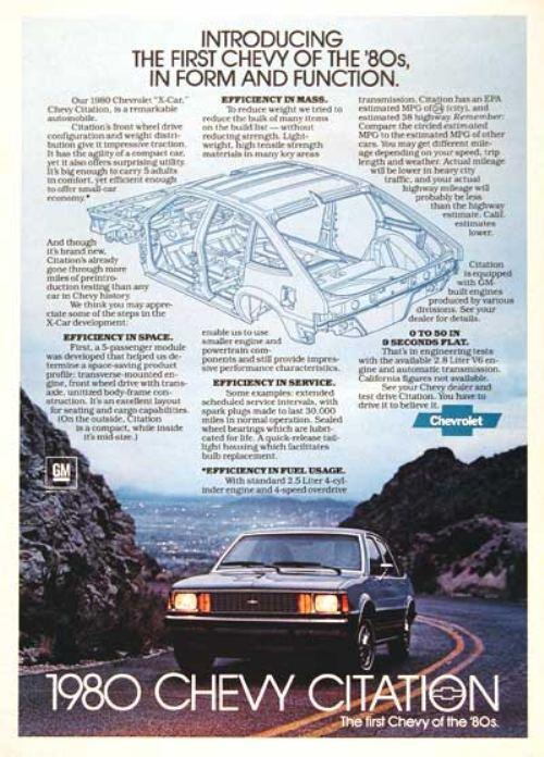 44282180s vintage ads 7 Way Back Wednesday Gallery: Vintage 80s Car Ads