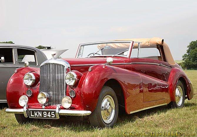 398668Abbott Bentley MKVI 1949 01 Way Back Wednesday: The Bentley MK VI